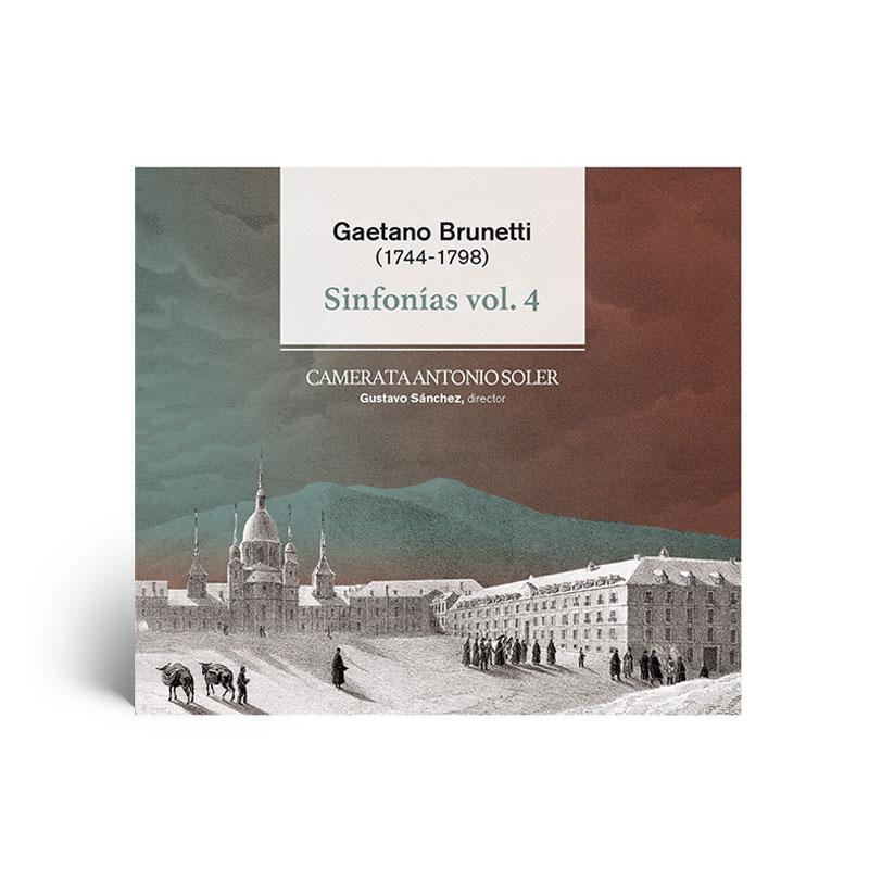 SINFONIAS II BRUNETTI